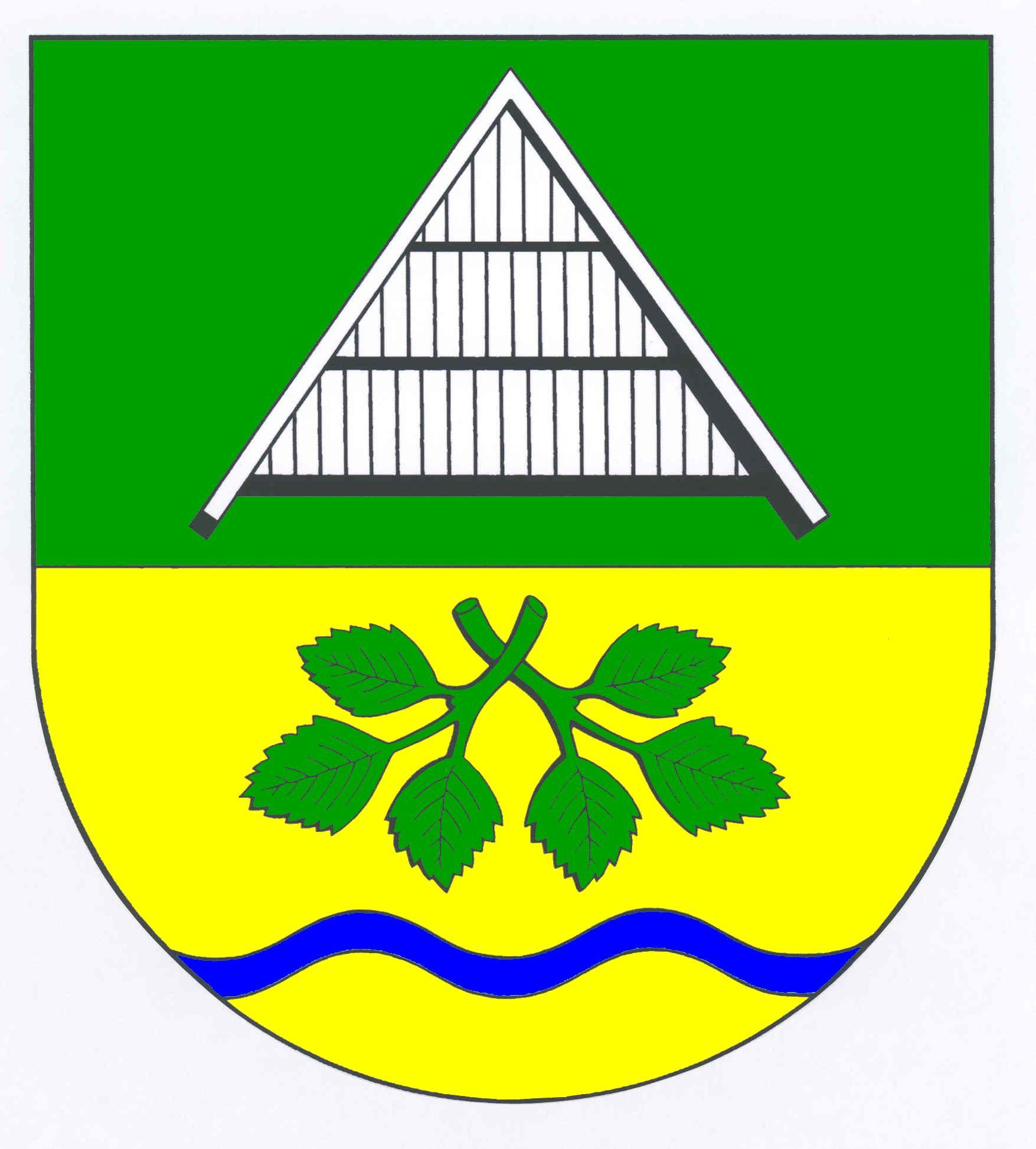 Wappen GemeindeBöhnhusen, Kreis Rendsburg-Eckernförde
