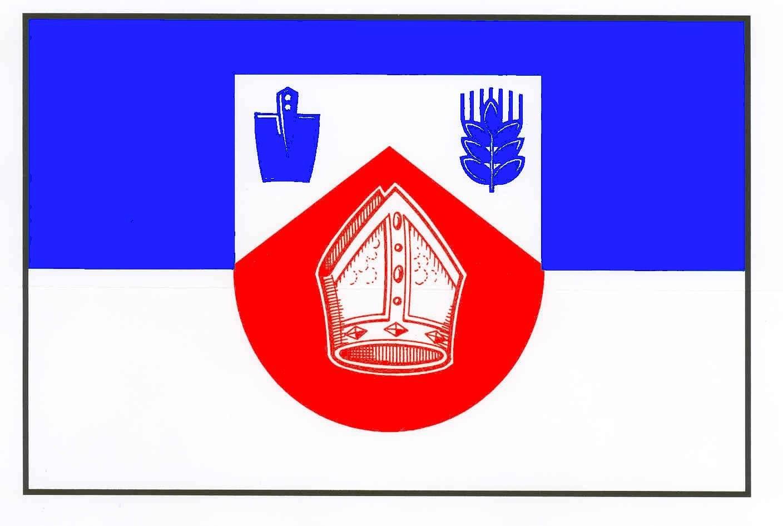 Flagge GemeindeBönebüttel, Kreis Plön