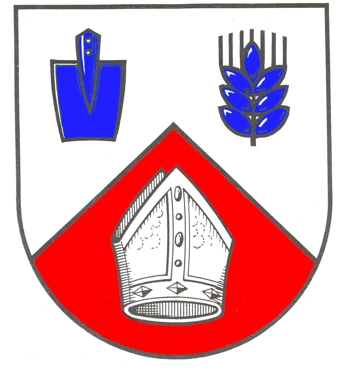 Wappen GemeindeBönebüttel, Kreis Plön