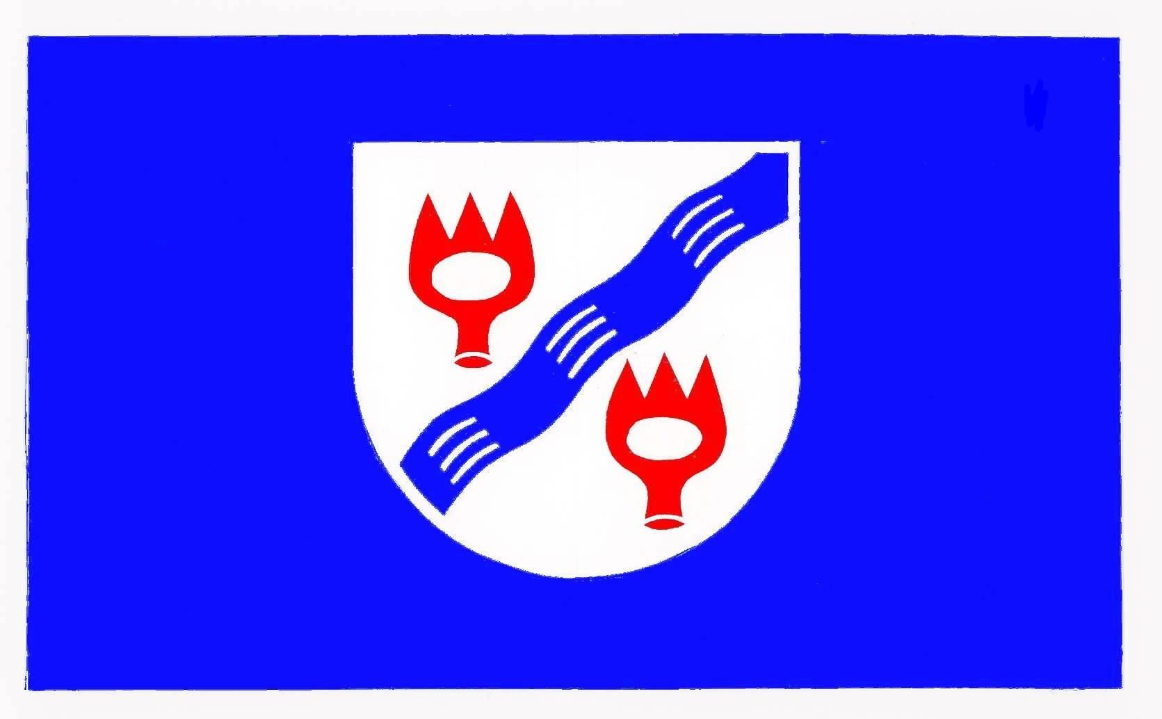 Flagge GemeindeBönningstedt, Kreis Pinneberg