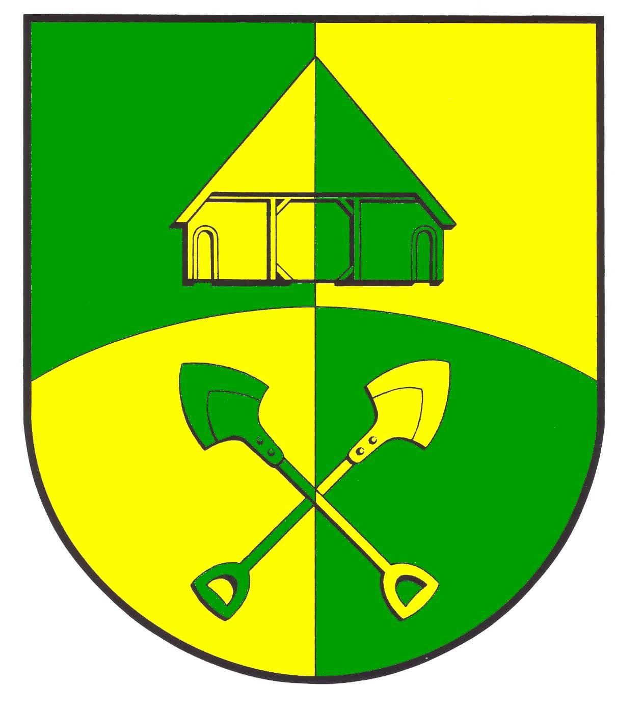 Wappen GemeindeBörm, Kreis Schleswig-Flensburg