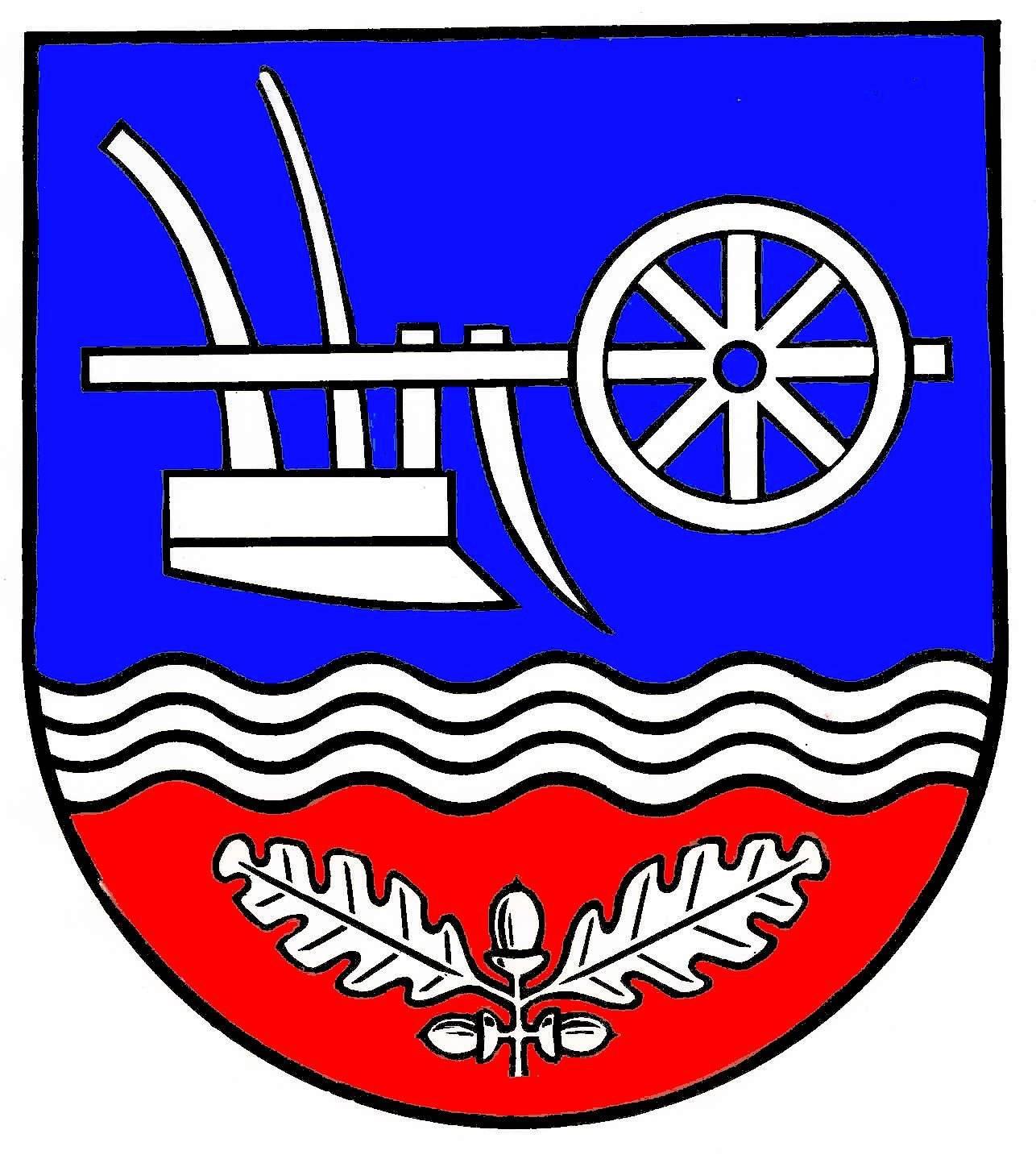 Wappen GemeindeBösdorf, Kreis Plön
