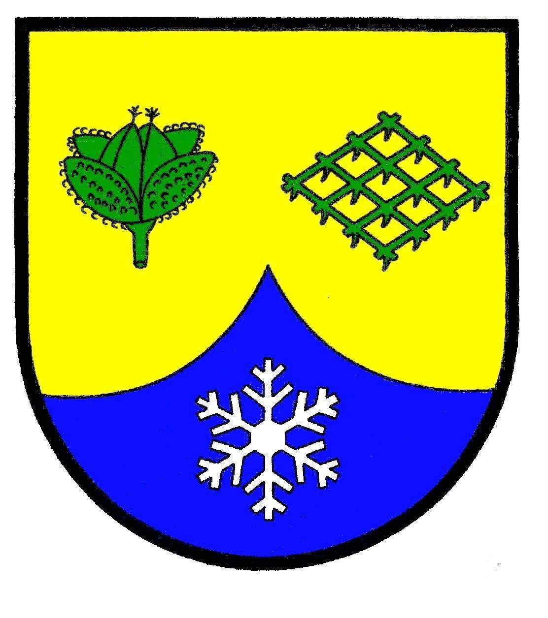 Wappen GemeindeBöxlund, Kreis Schleswig-Flensburg