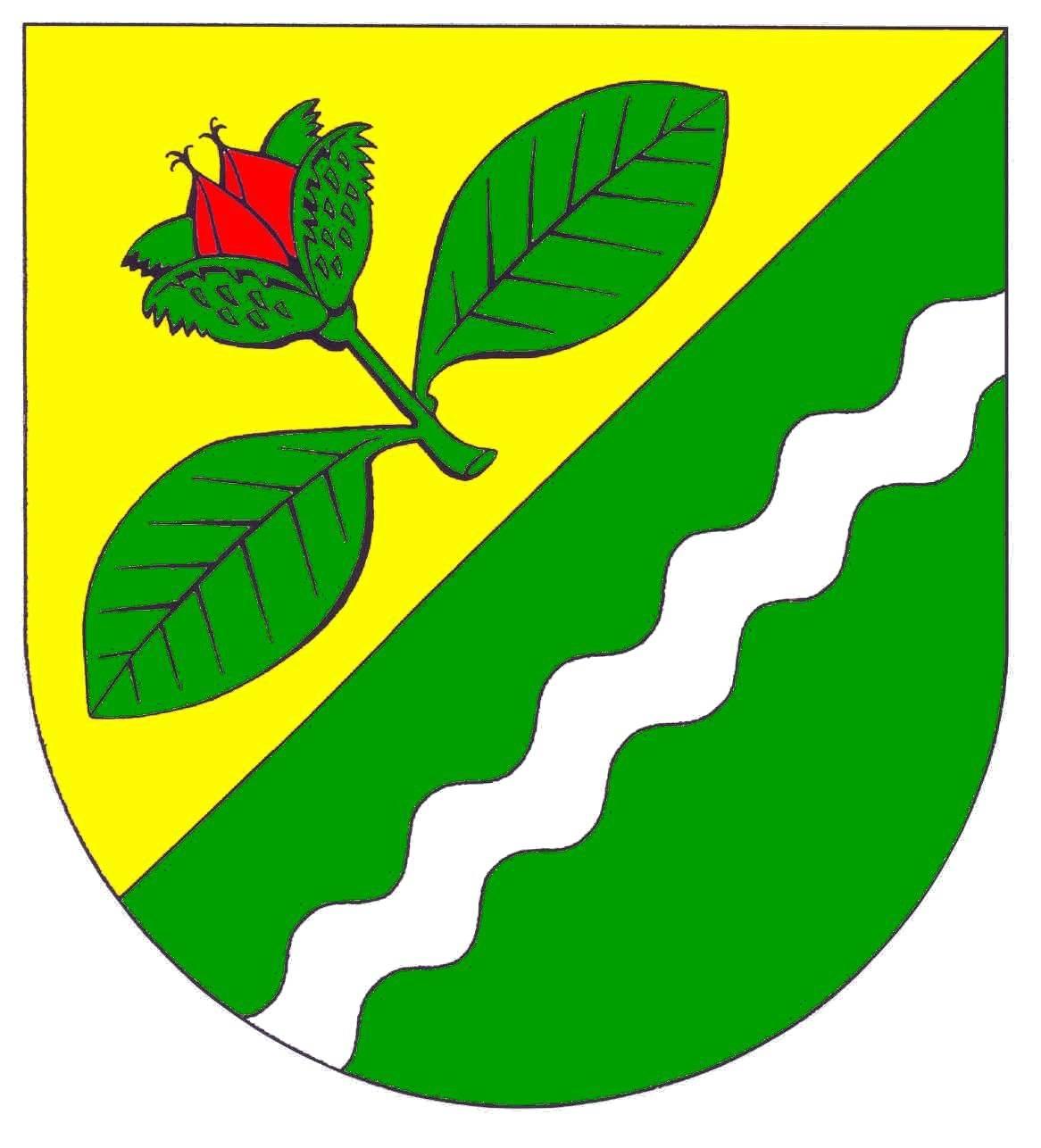 Wappen GemeindeBokelrehm, Kreis Steinburg