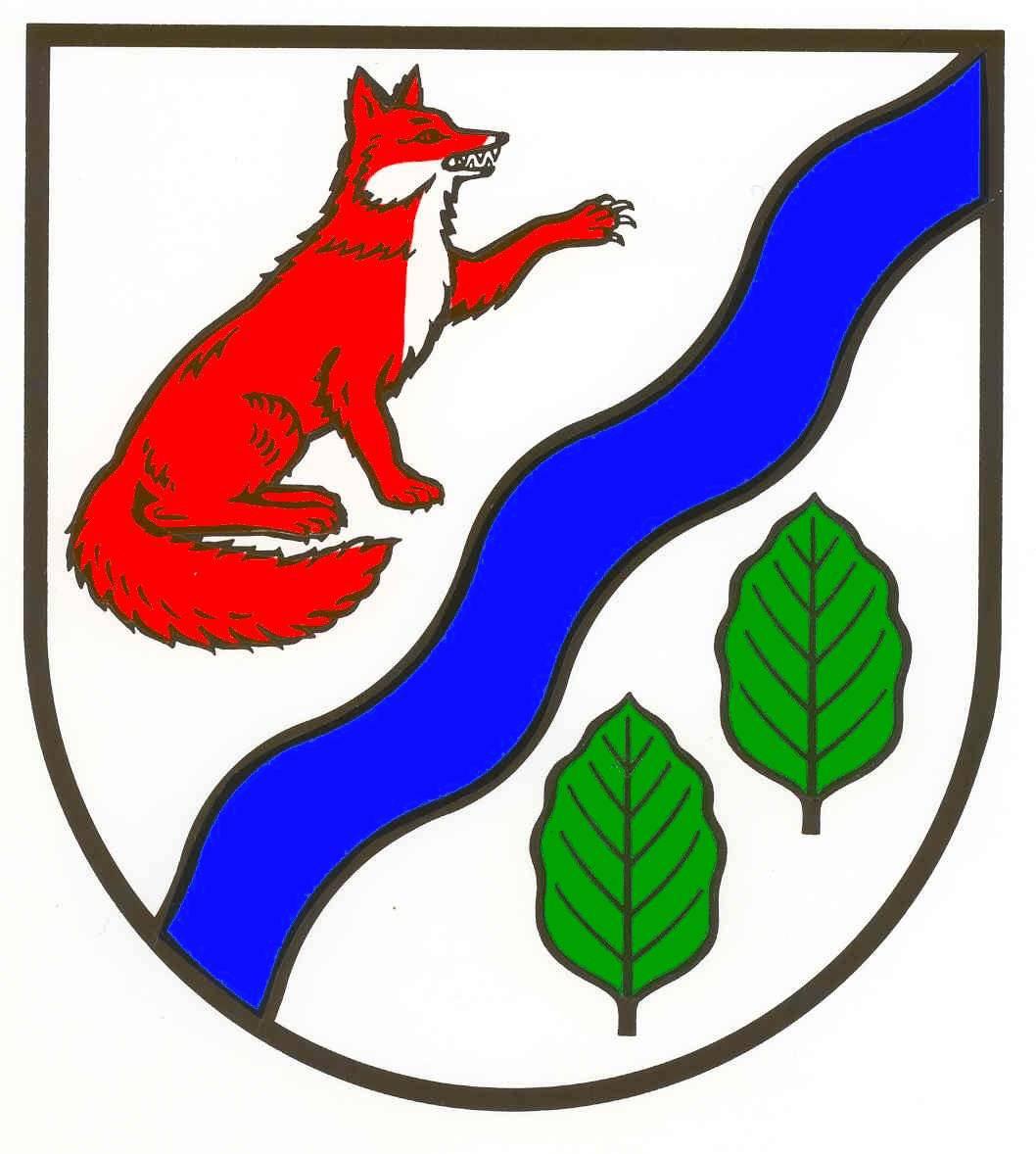 Wappen GemeindeBokholt-Hanredder, Kreis Pinneberg