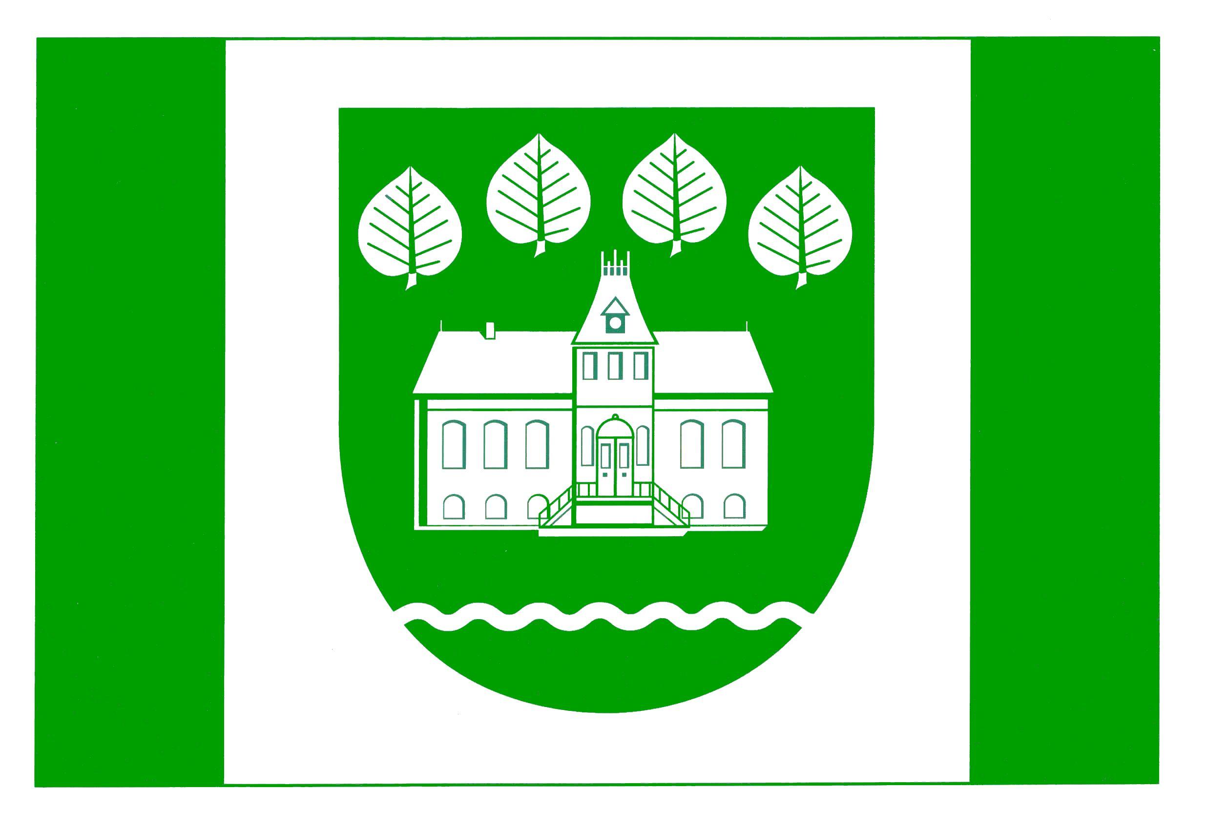 Flagge GemeindeBokhorst, Kreis Steinburg