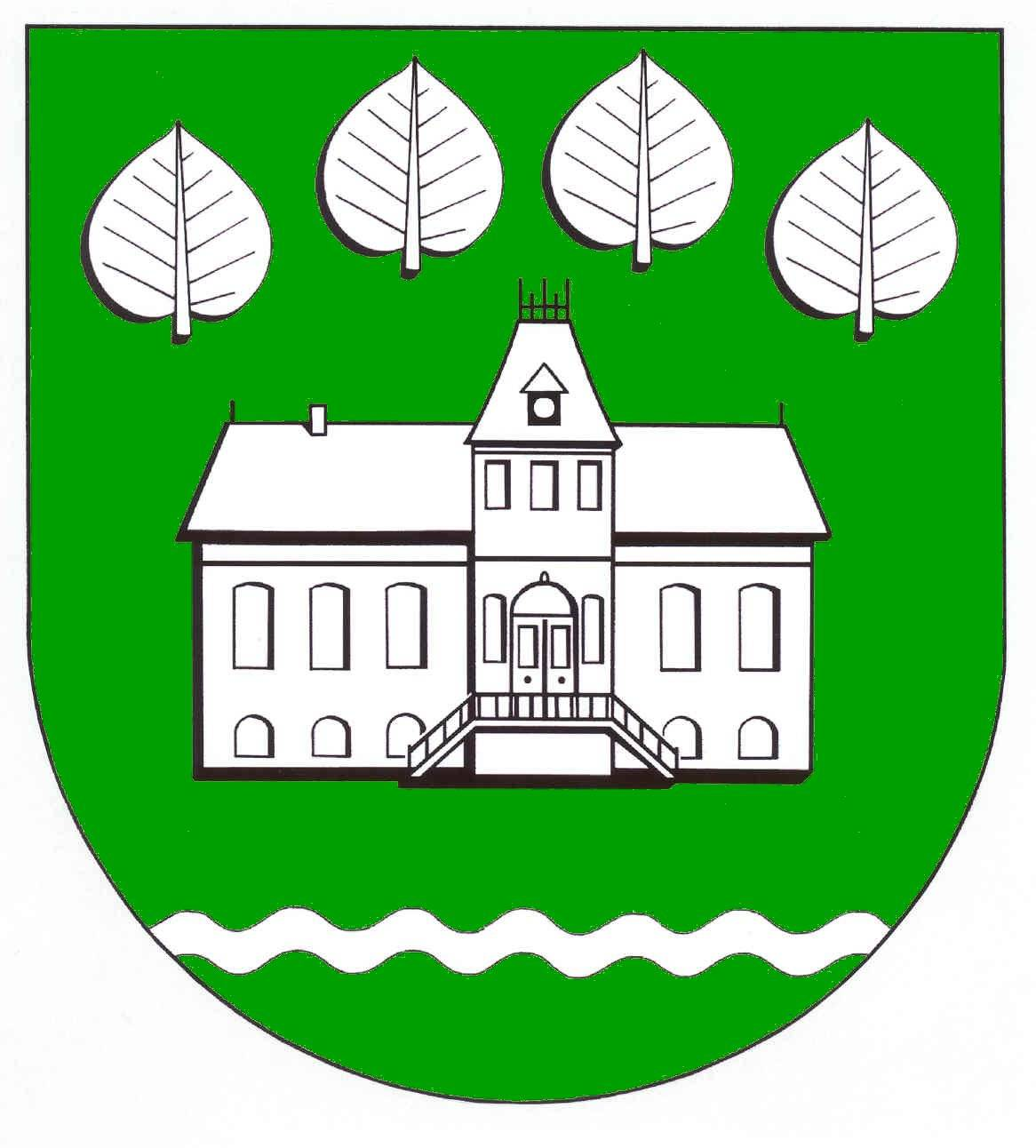 Wappen GemeindeBokhorst, Kreis Steinburg