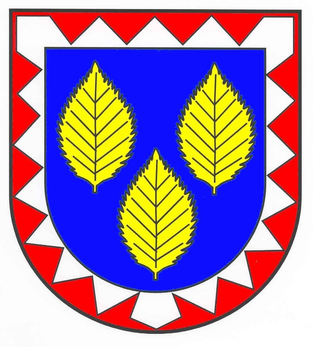 Wappen GemeindeBoksee, Kreis Plön