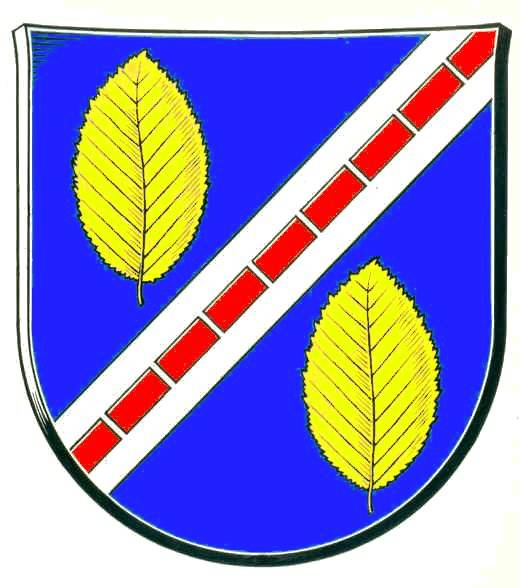 Wappen GemeindeBoostedt, Kreis Segeberg