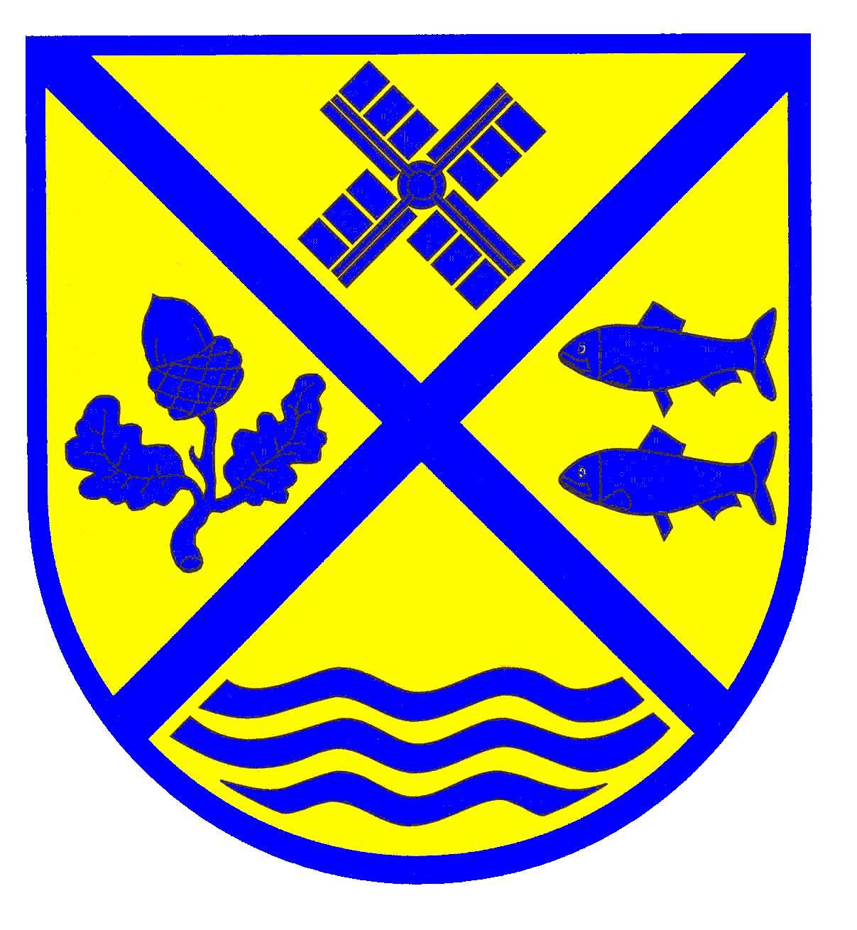 Wappen GemeindeBoren, Kreis Schleswig-Flensburg