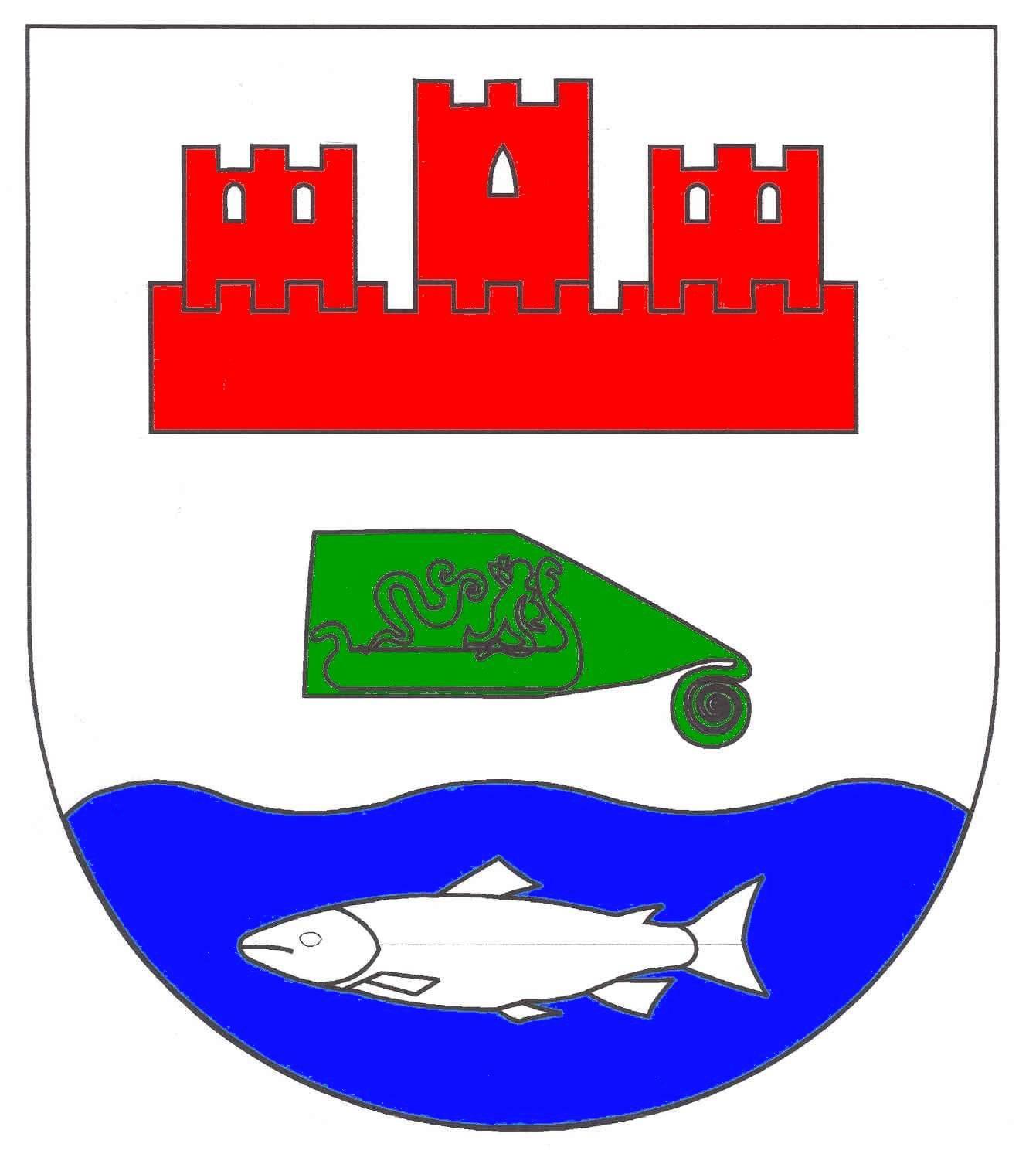 Wappen GemeindeBorgdorf-Seedorf, Kreis Rendsburg-Eckernförde