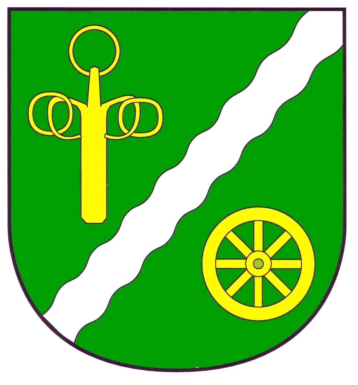 Wappen GemeindeBorgstedt, Kreis Rendsburg-Eckernförde