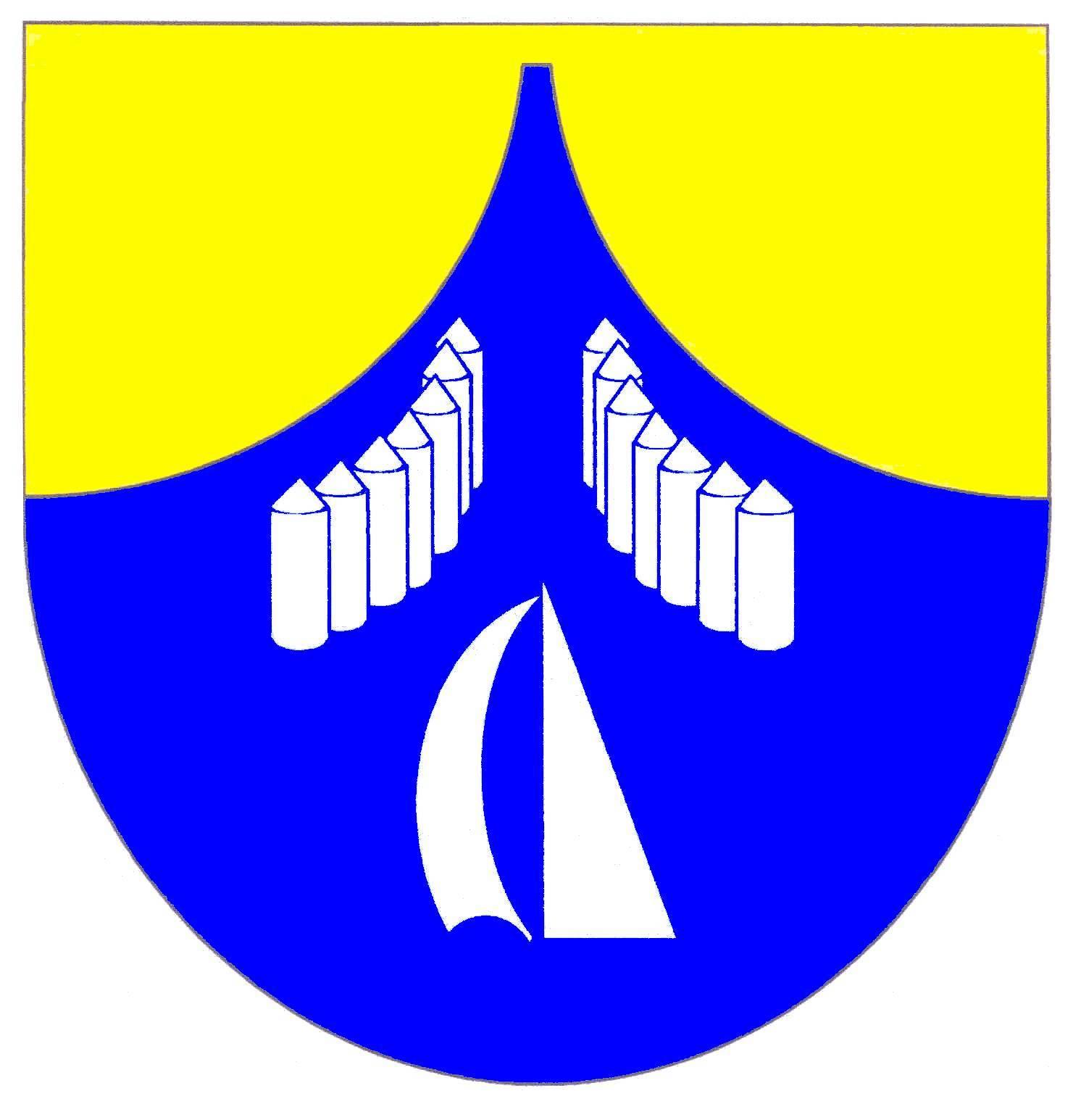 Wappen GemeindeBorgwedel, Kreis Schleswig-Flensburg