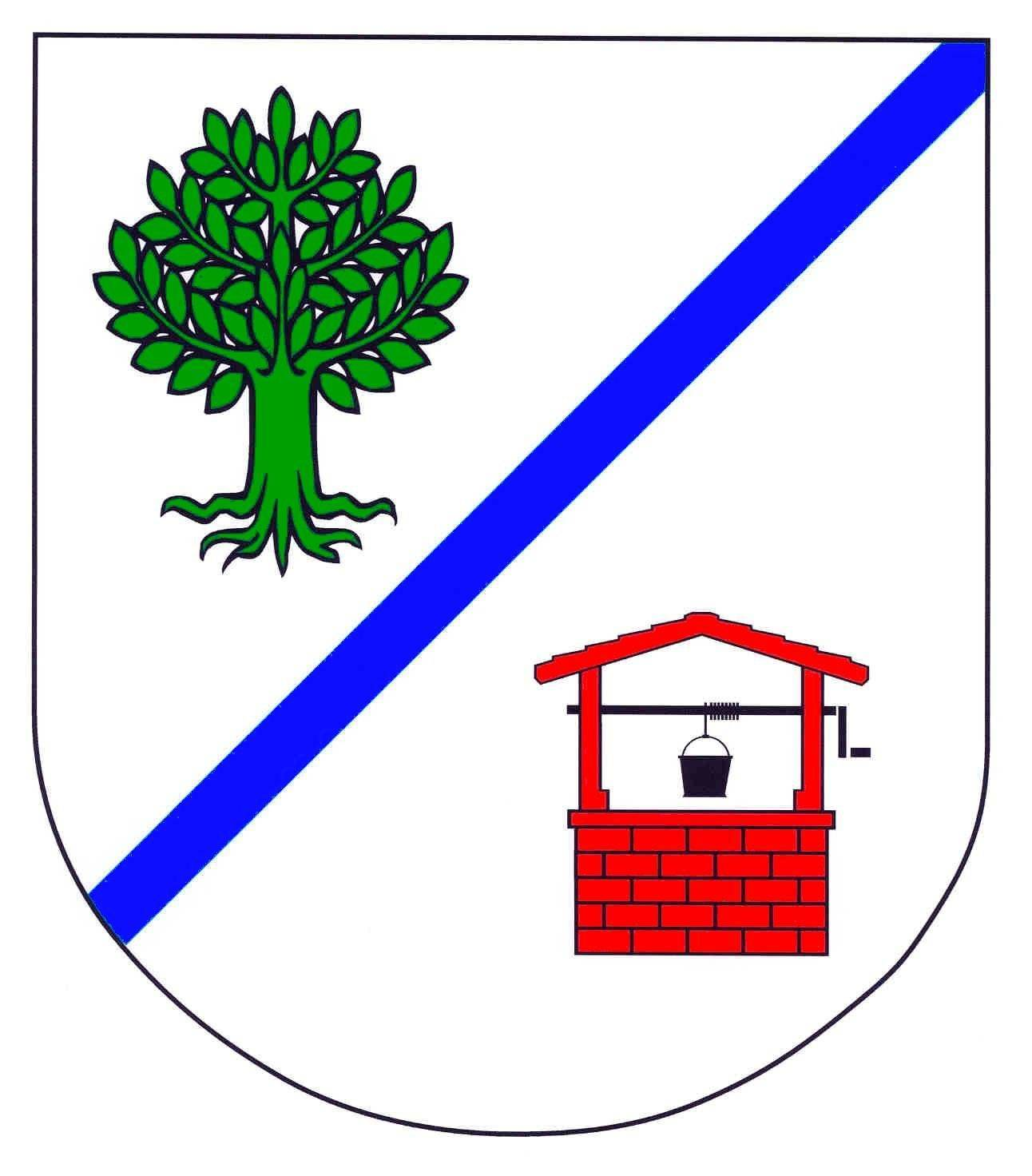 Wappen GemeindeBornholt, Kreis Rendsburg-Eckernförde