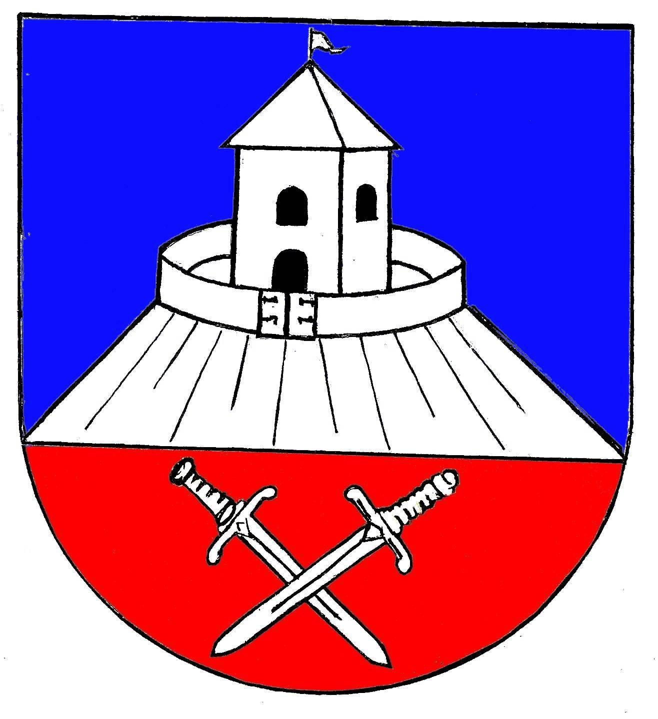 Wappen GemeindeBorstorf, Kreis Herzogtum Lauenburg