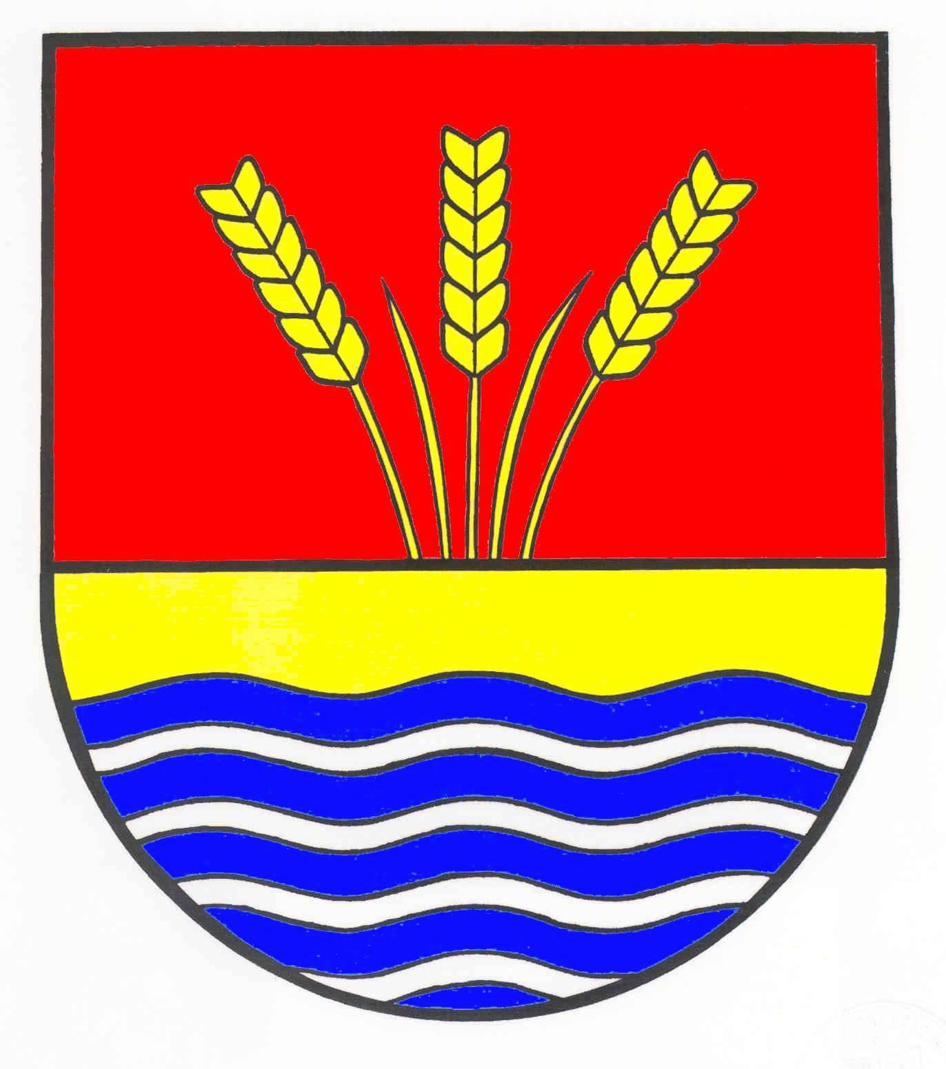 Wappen GemeindeBosbüll, Kreis Nordfriesland
