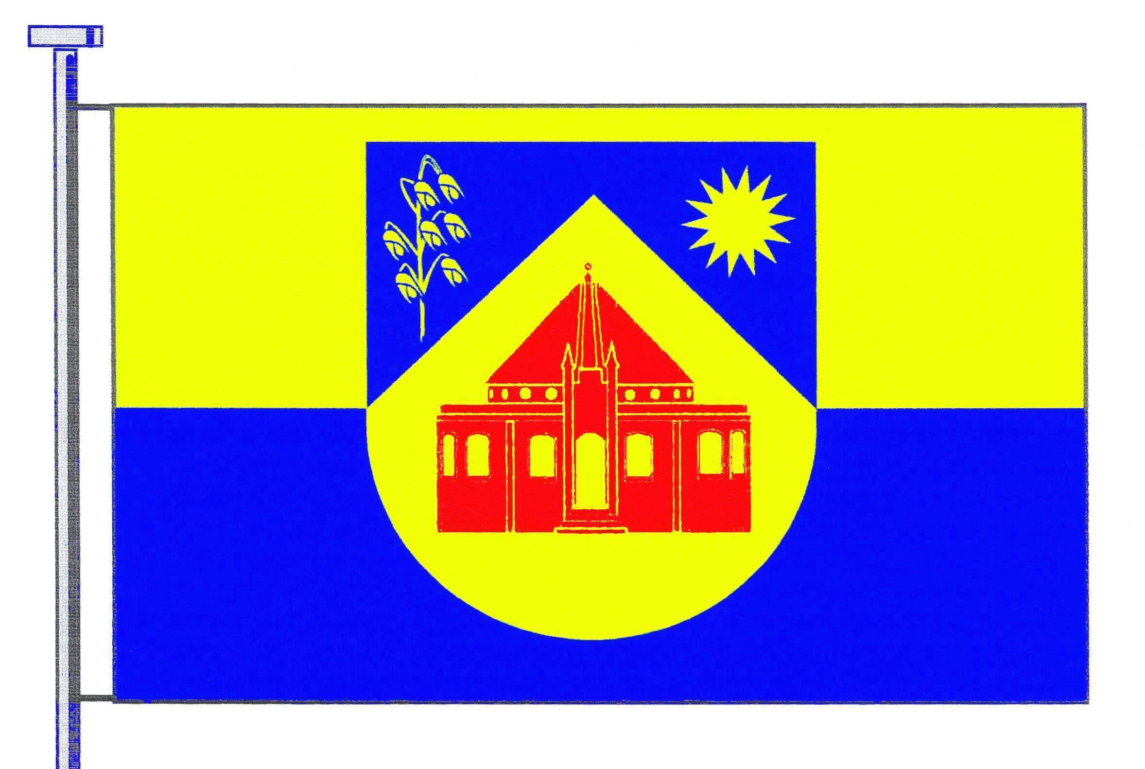 Flagge GemeindeBothkamp, Kreis Plön