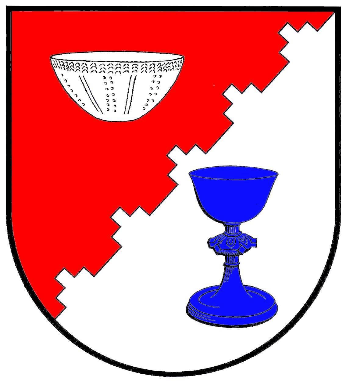 Wappen GemeindeBovenau, Kreis Rendsburg-Eckernförde