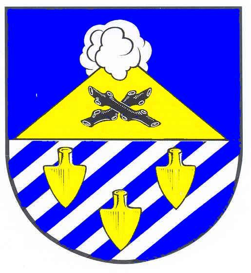 Wappen GemeindeBramstedtlund, Kreis Nordfriesland