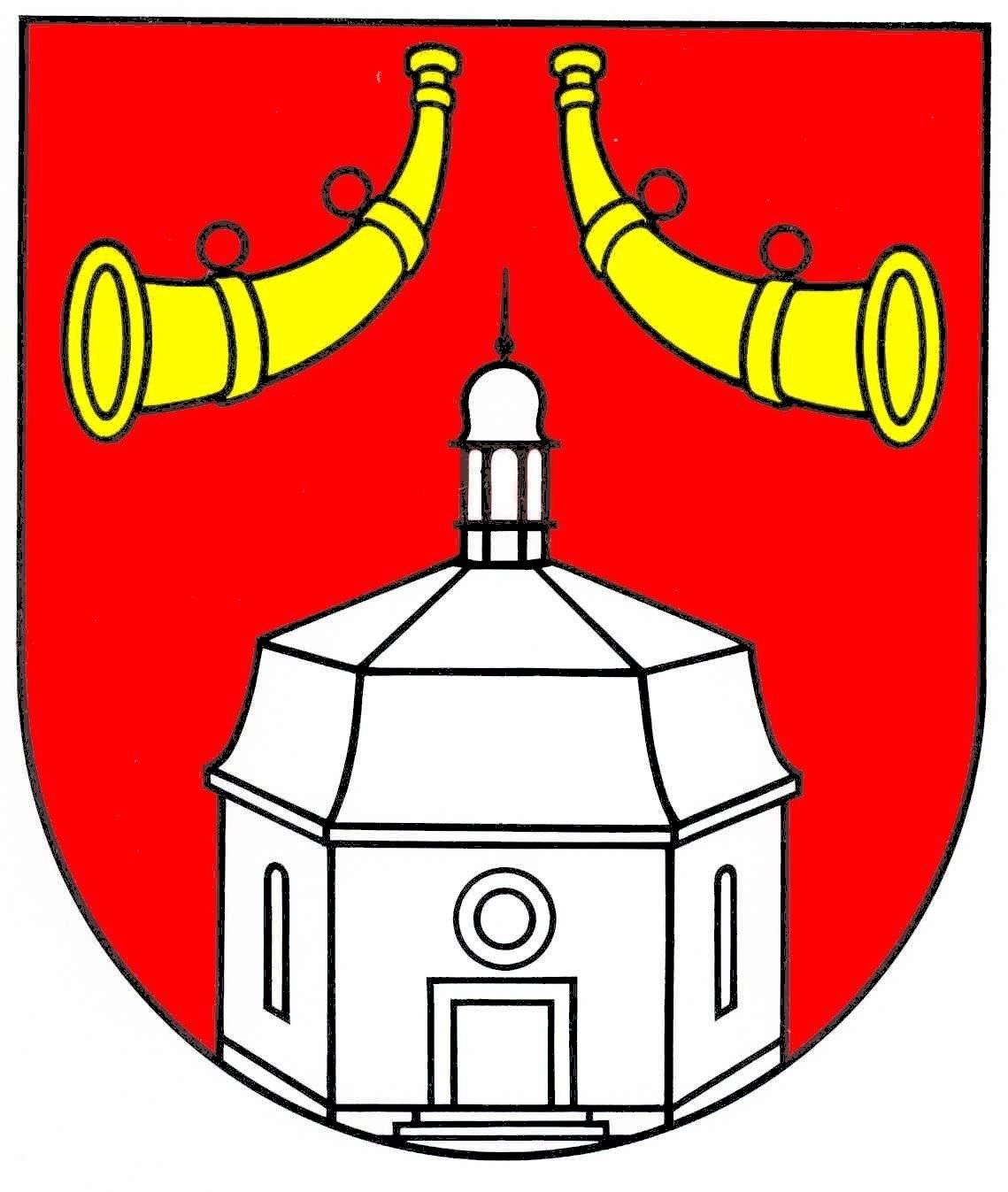 Wappen GemeindeBrande-Hörnerkirchen, Kreis Pinneberg