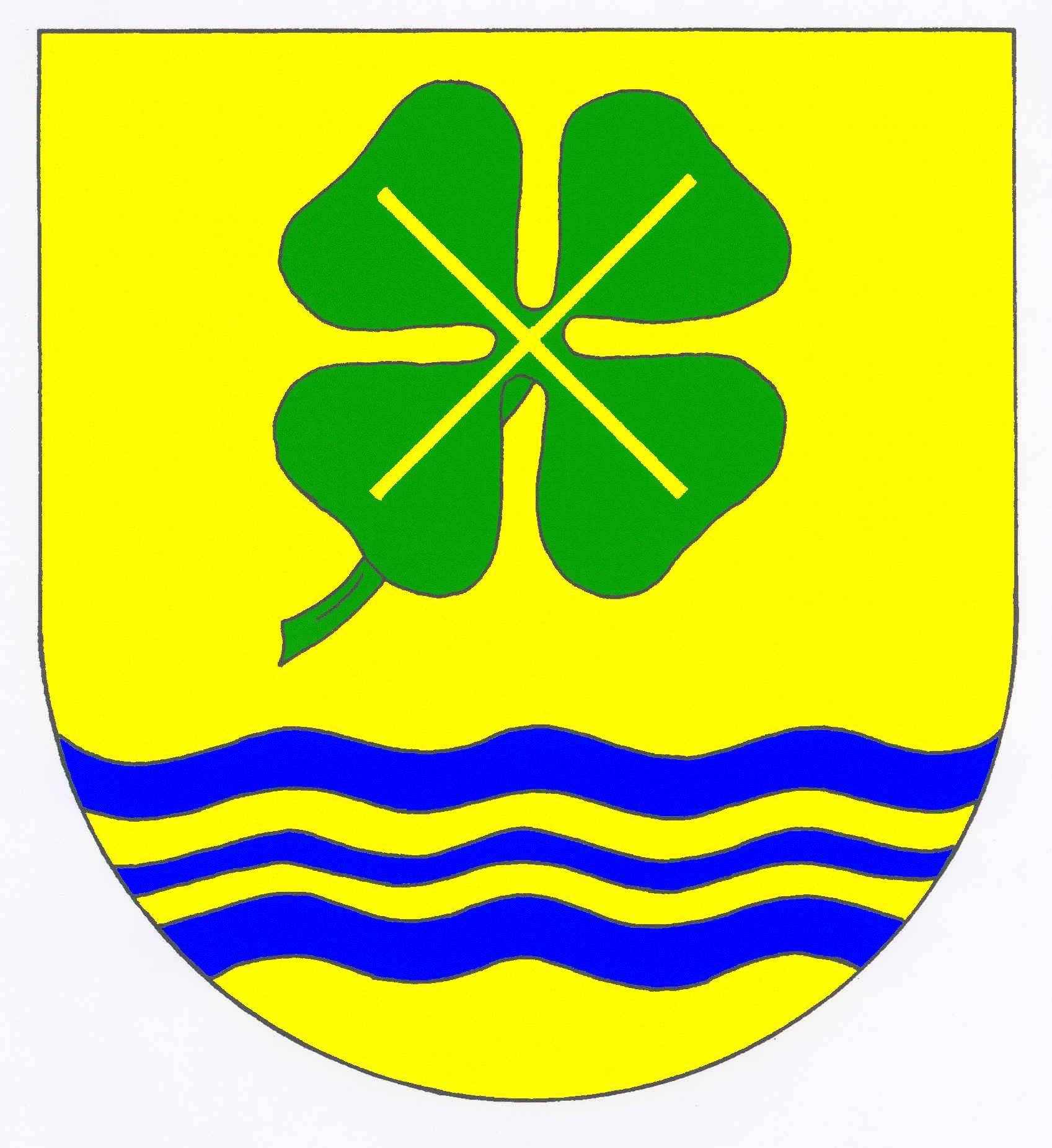 Wappen GemeindeBrebel, Kreis Schleswig-Flensburg