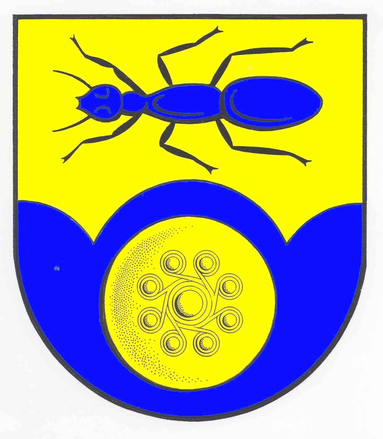 Wappen GemeindeBrekendorf, Kreis Rendsburg-Eckernförde