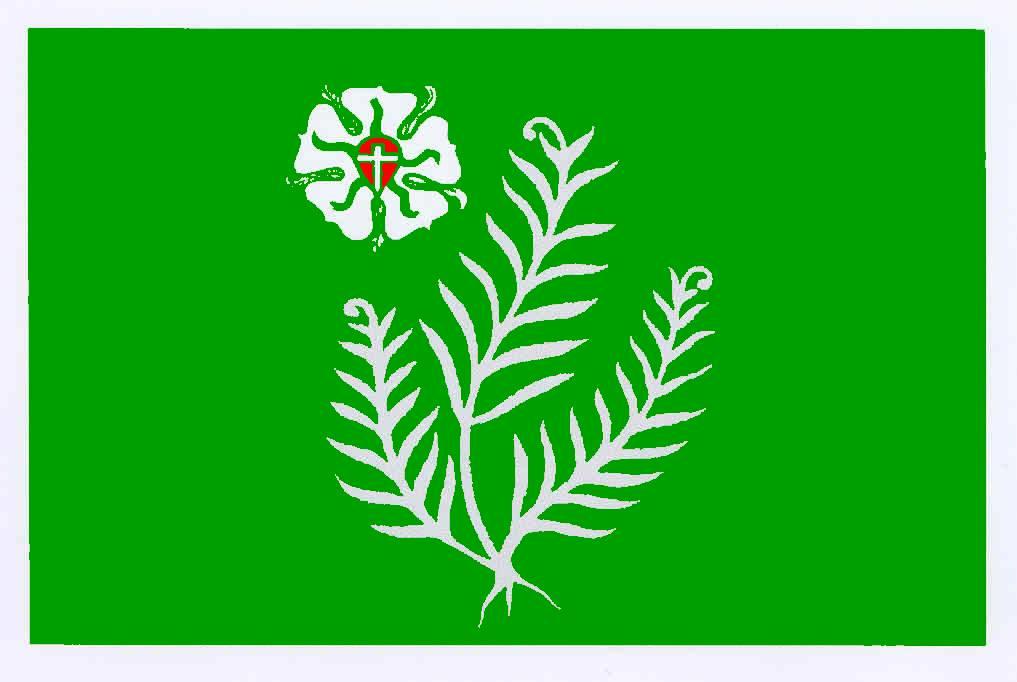 Flagge GemeindeBreklum, Kreis Nordfriesland