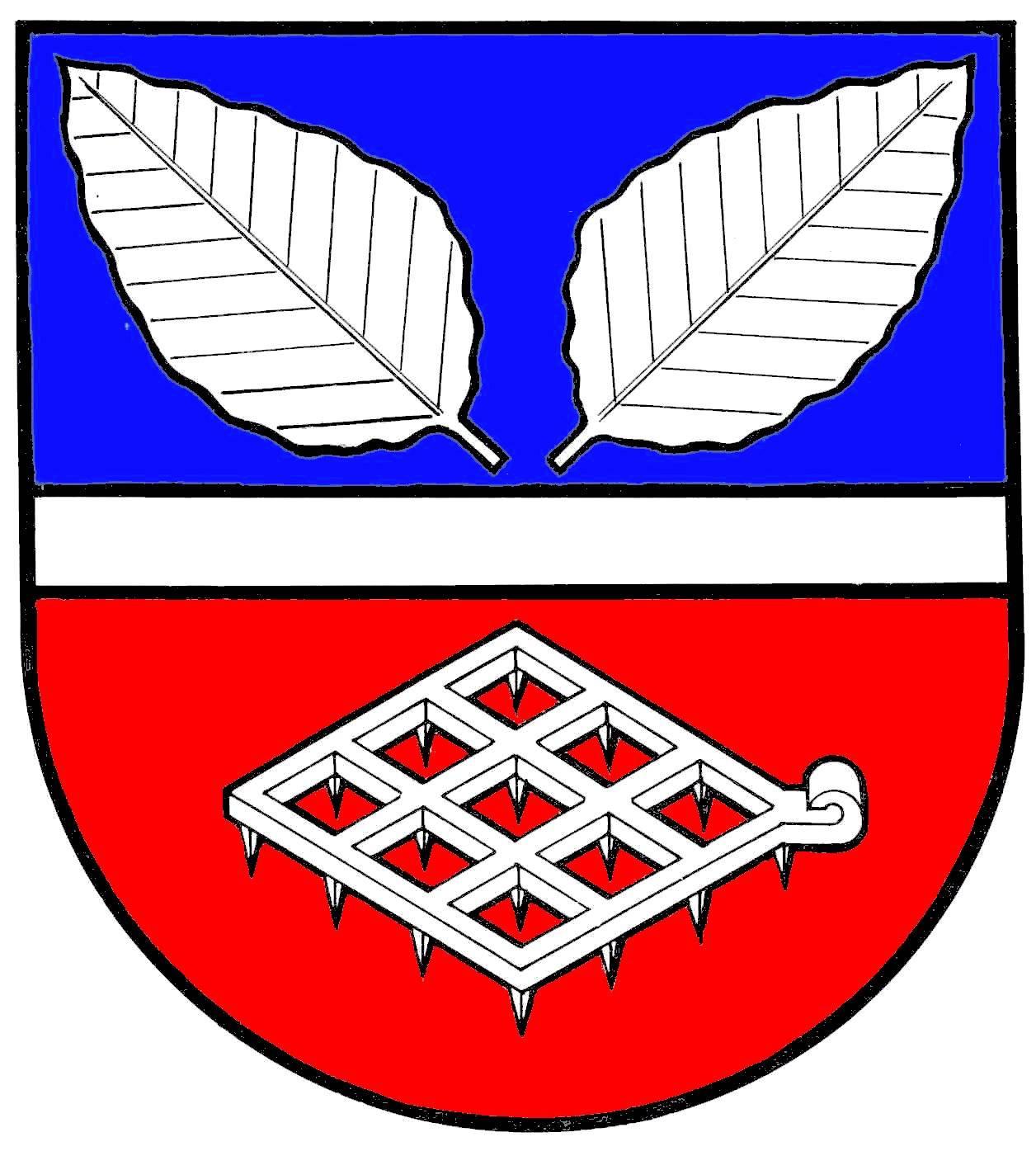 Wappen GemeindeBrodersdorf, Kreis Plön