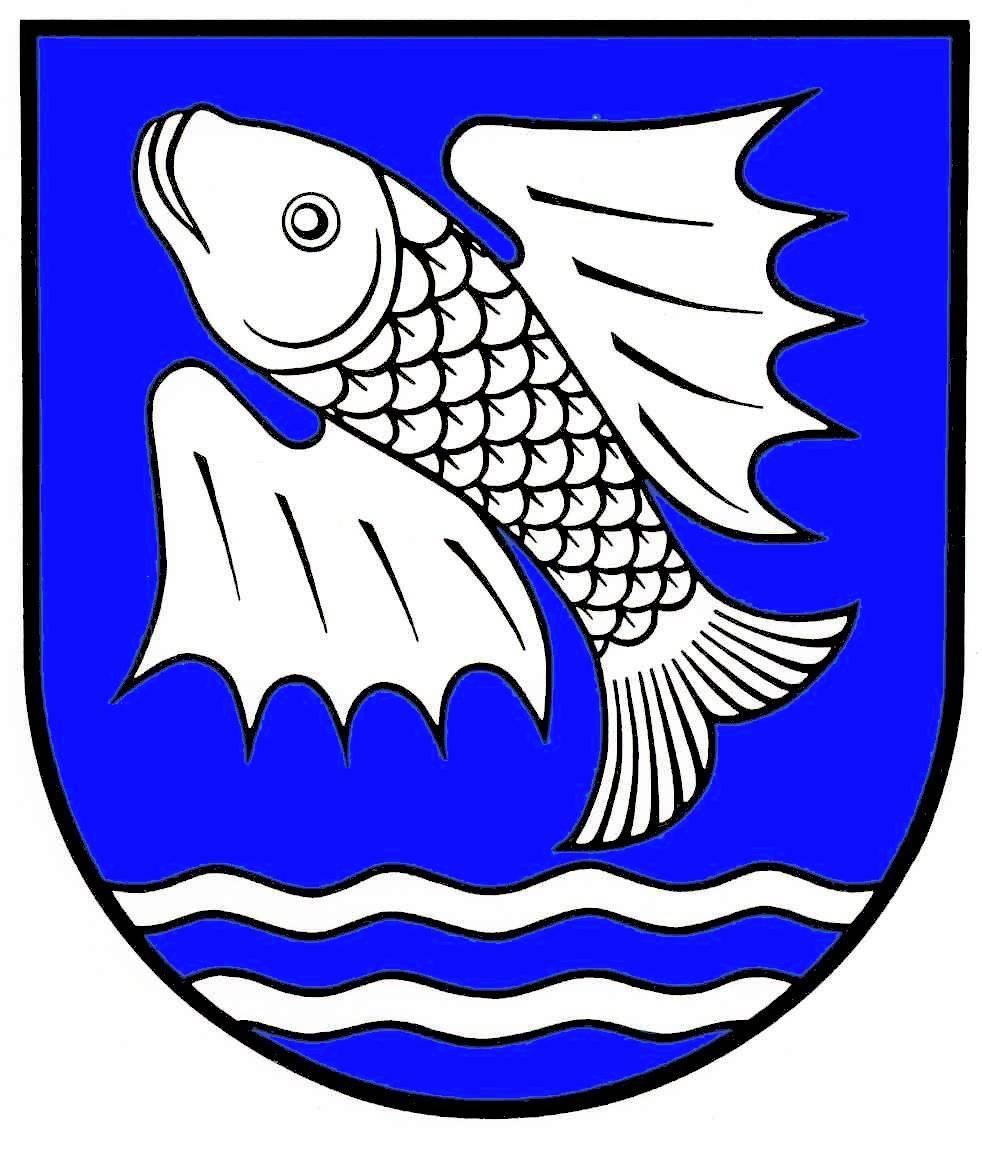 Wappen GemeindeBrokdorf, Kreis Steinburg