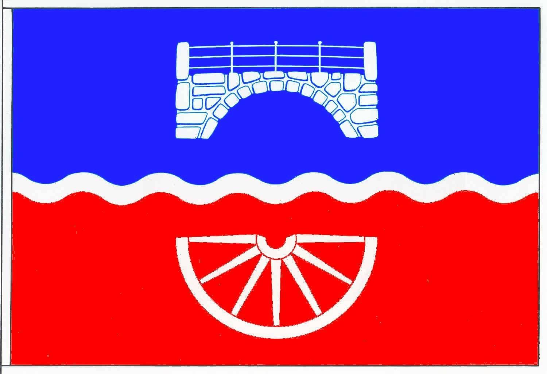 Flagge GemeindeBrügge, Kreis Rendsburg-Eckernförde