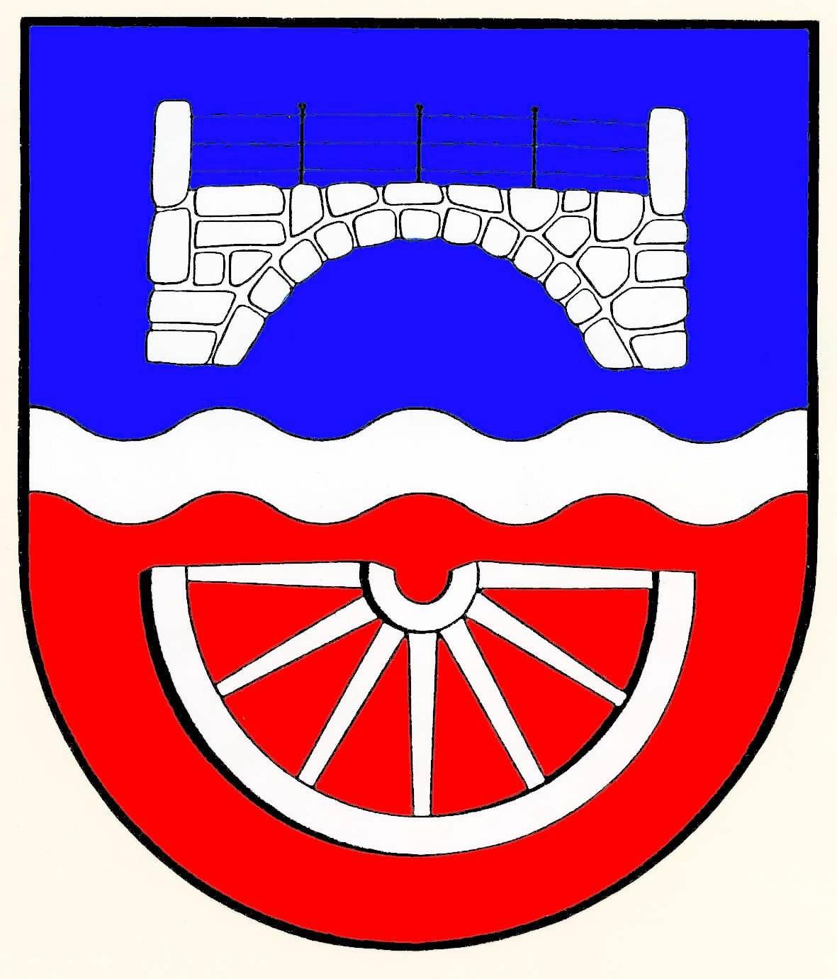 Wappen GemeindeBrügge, Kreis Rendsburg-Eckernförde