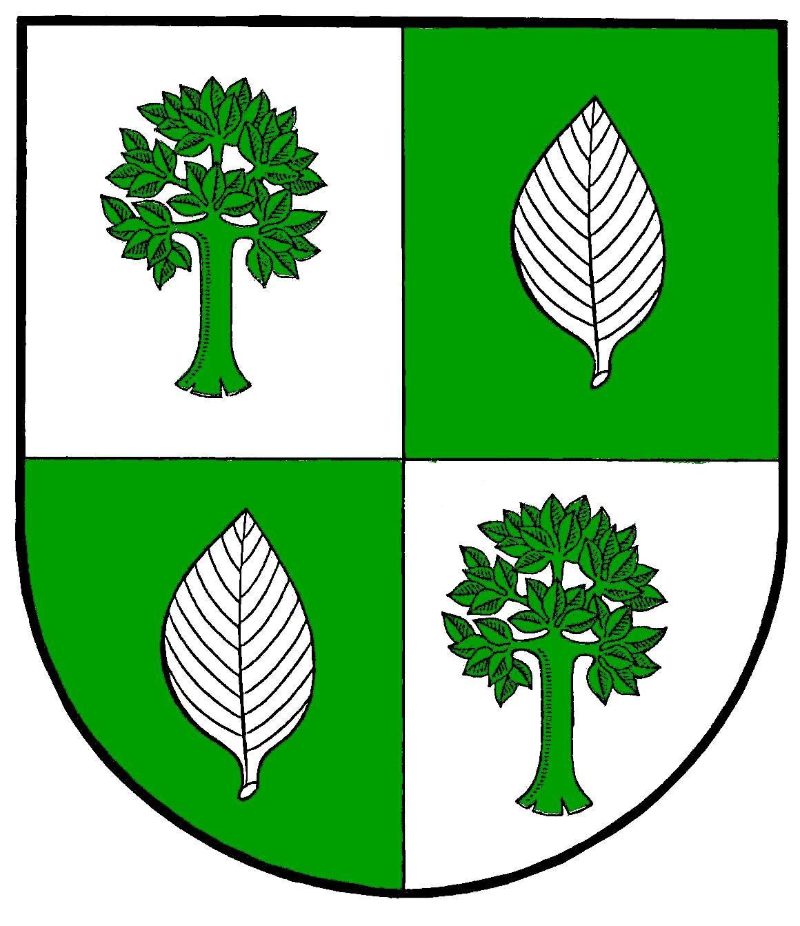 Wappen GemeindeBuchholz, Kreis Dithmarschen