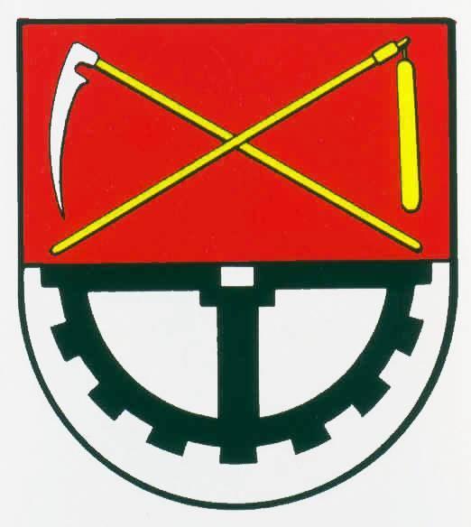 Wappen StadtBüdelsdorf, Kreis Rendsburg-Eckernförde