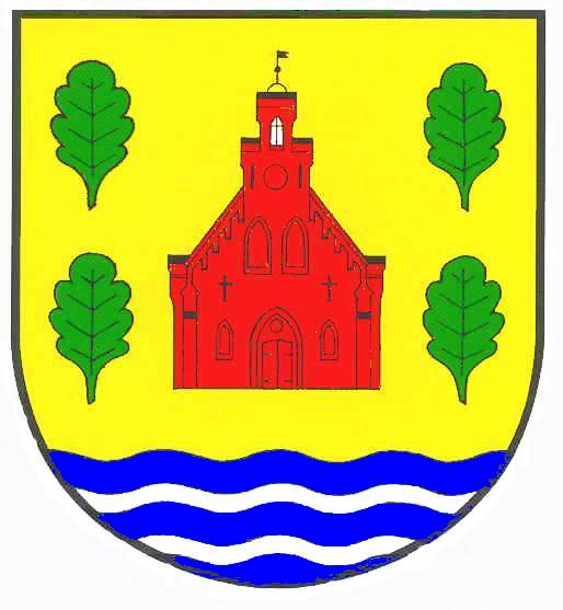 Wappen GemeindeBünsdorf, Kreis Rendsburg-Eckernförde