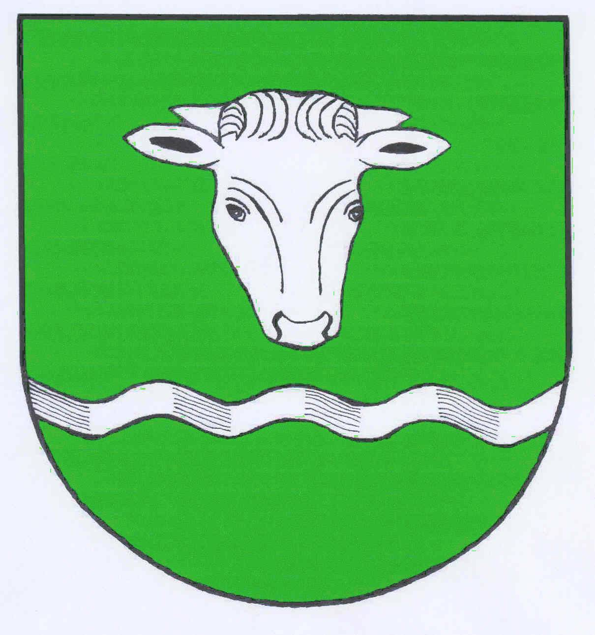 Wappen GemeindeBullenkuhlen, Kreis Pinneberg