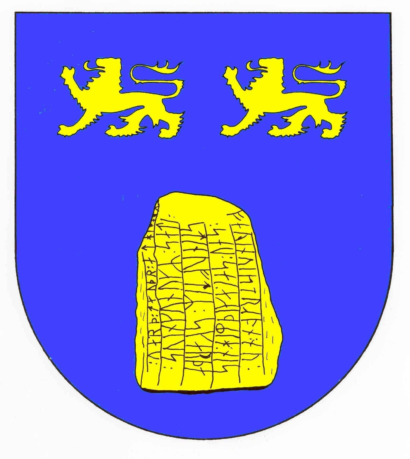 Wappen GemeindeBusdorf, Kreis Schleswig-Flensburg