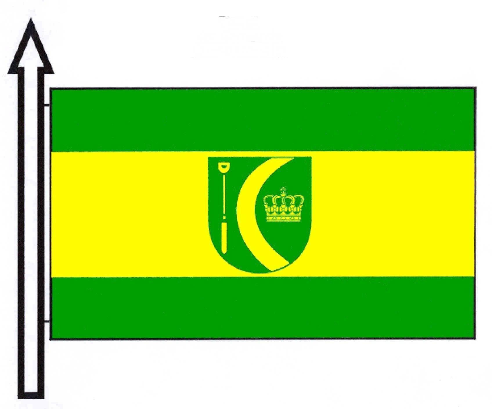 Flagge GemeindeChristiansholm, Kreis Rendsburg-Eckernförde