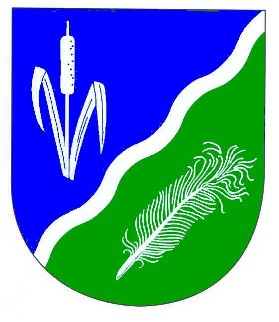 Wappen GemeindeChristinenthal, Kreis Steinburg