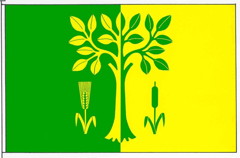 Flagge GemeindeDätgen, Kreis Rendsburg-Eckernförde