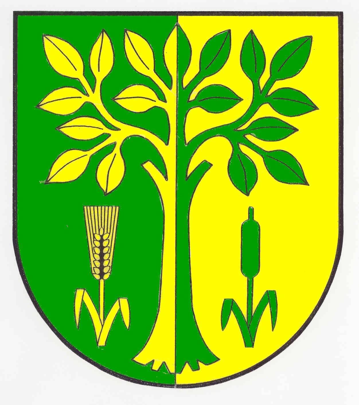 Wappen GemeindeDätgen, Kreis Rendsburg-Eckernförde