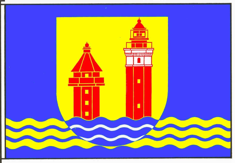 Flagge GemeindeDahme, Kreis Ostholstein