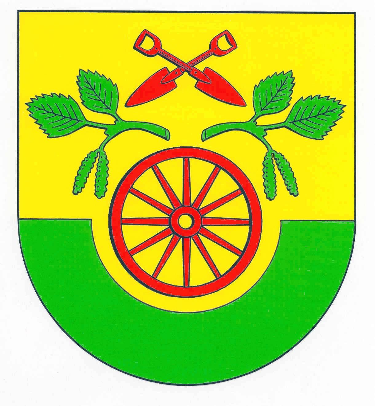 Wappen GemeindeDaldorf, Kreis Segeberg