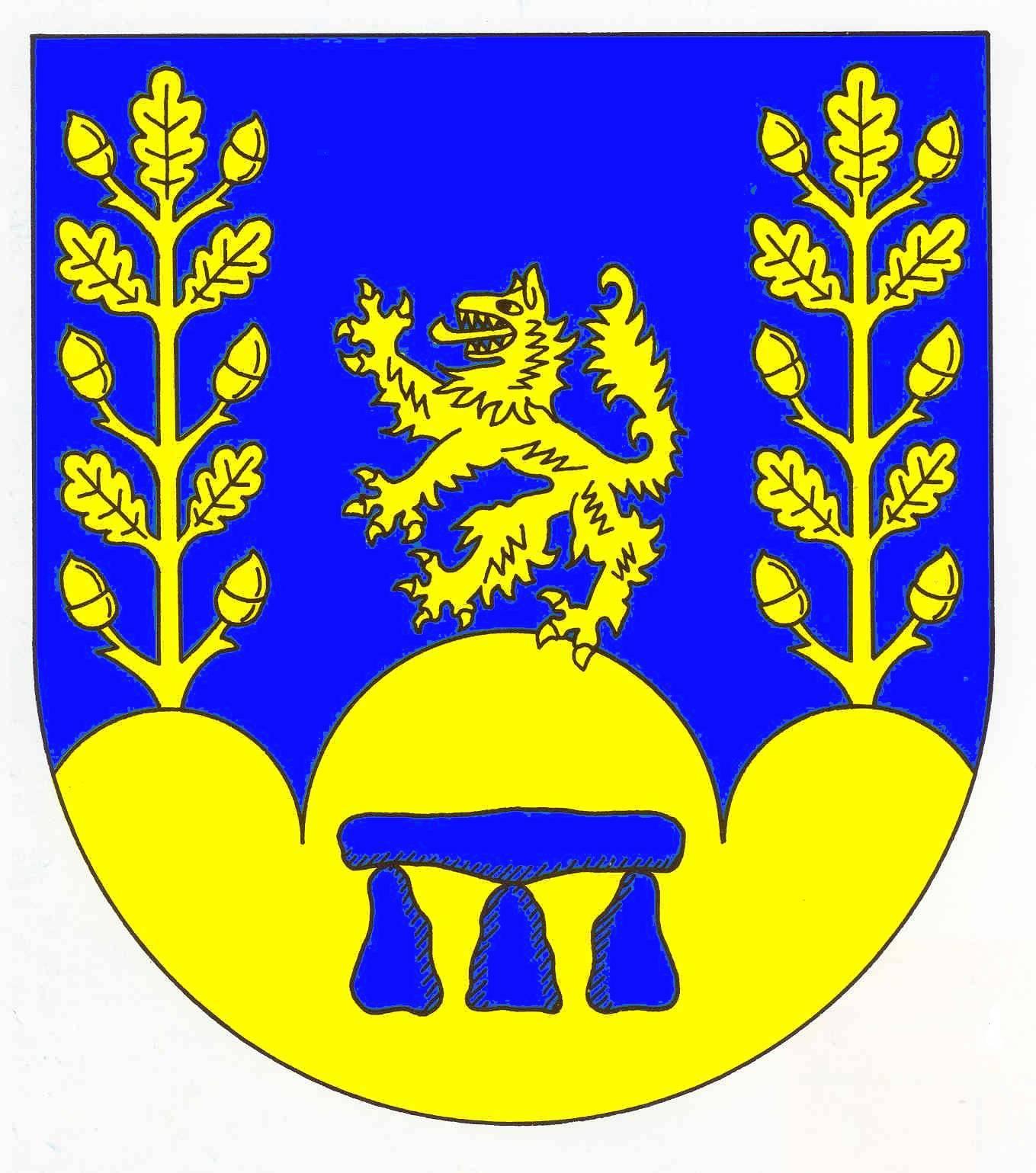 Wappen GemeindeDamendorf, Kreis Rendsburg-Eckernförde