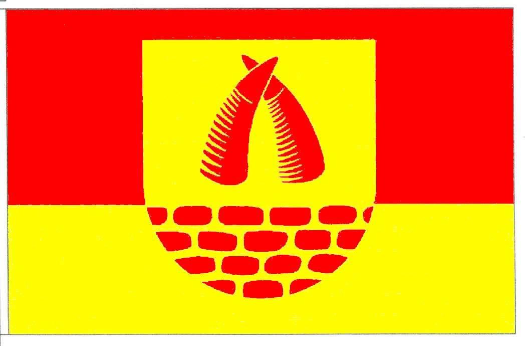 Flagge GemeindeDannewerk, Kreis Schleswig-Flensburg