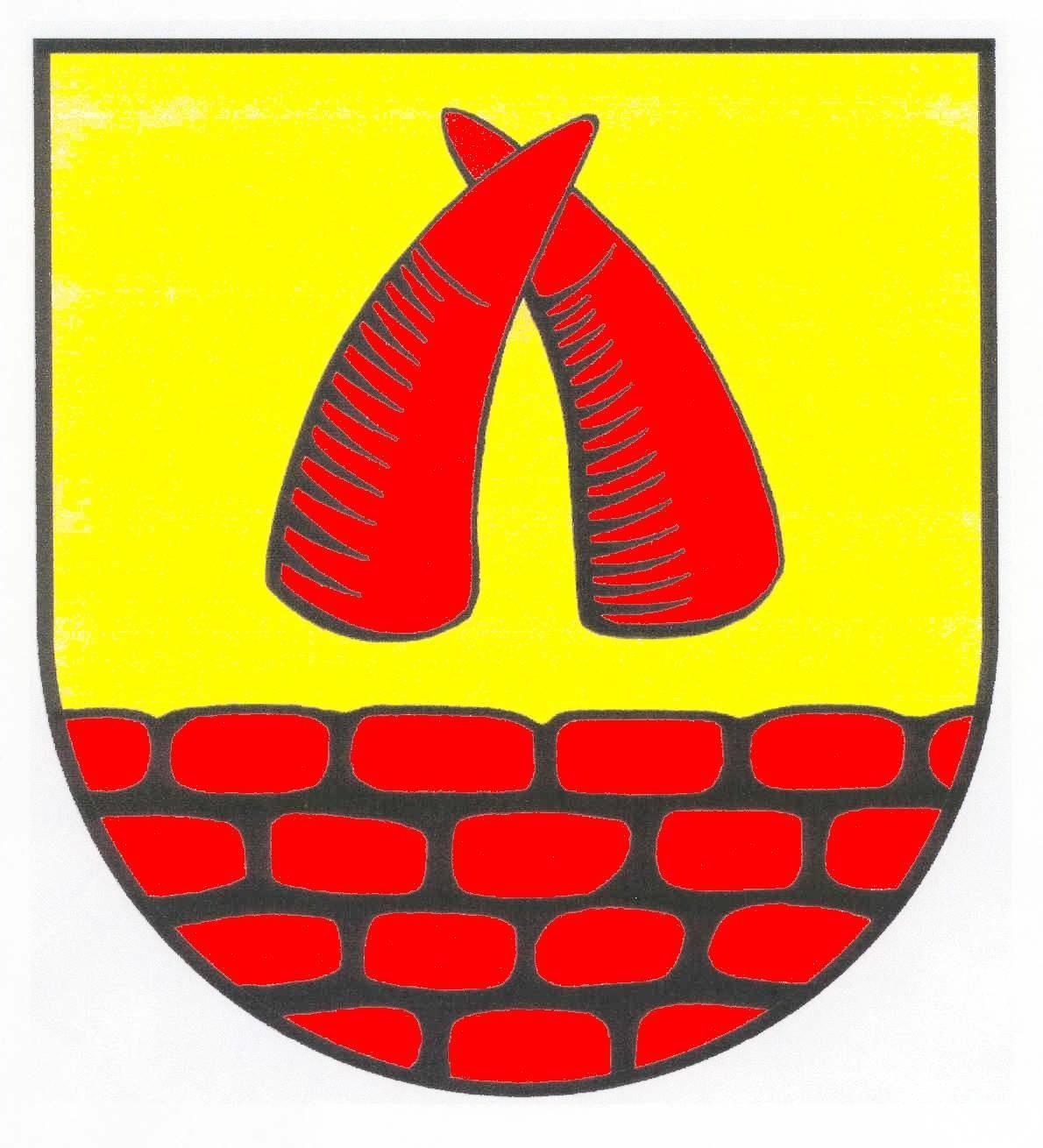 Wappen GemeindeDannewerk, Kreis Schleswig-Flensburg