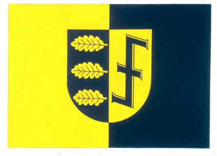 Flagge GemeindeDassendorf, Kreis Herzogtum Lauenburg