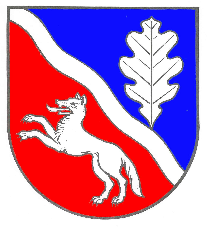 Wappen GemeindeDobersdorf, Kreis Plön
