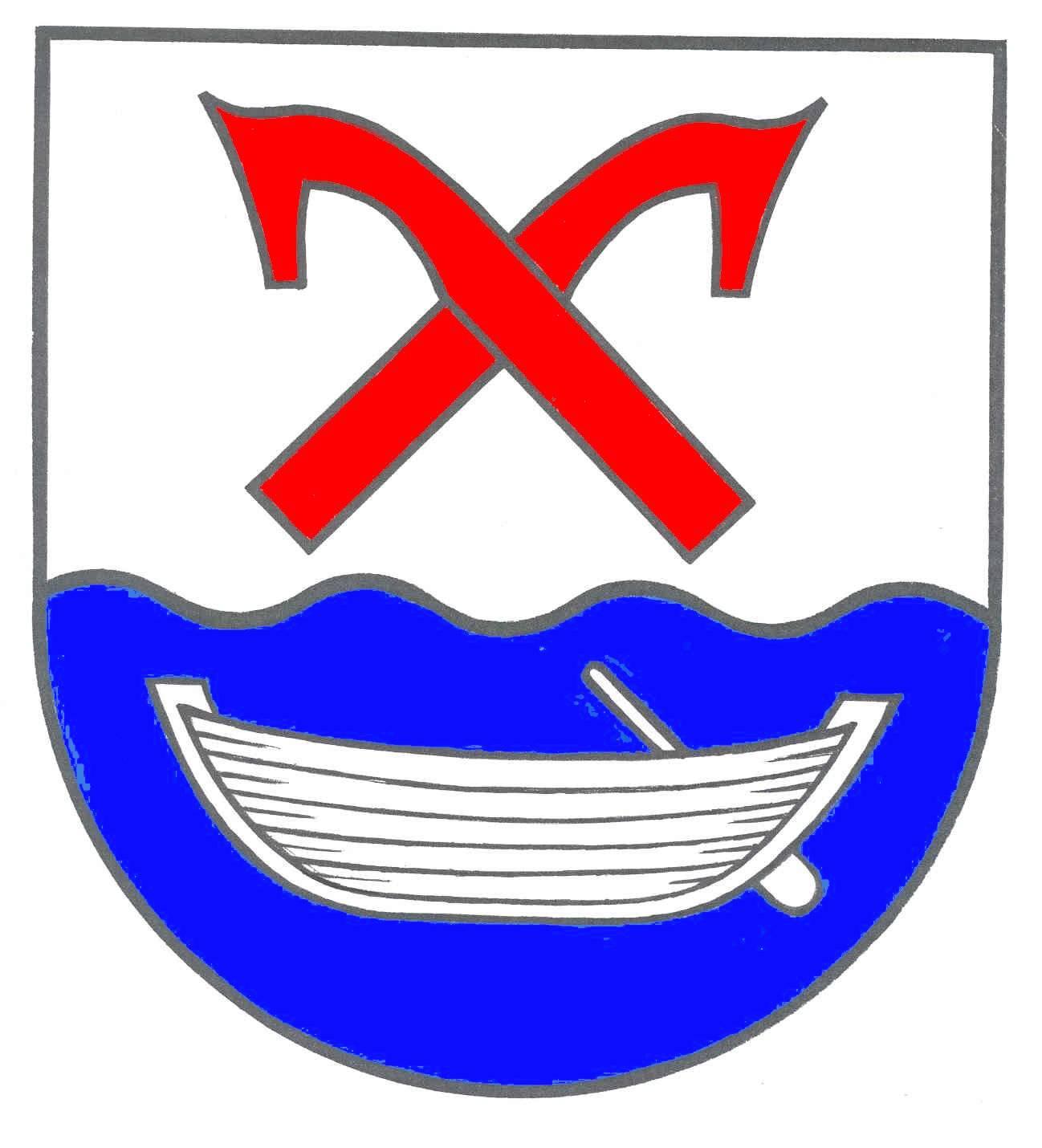 Wappen GemeindeDörnick, Kreis Plön