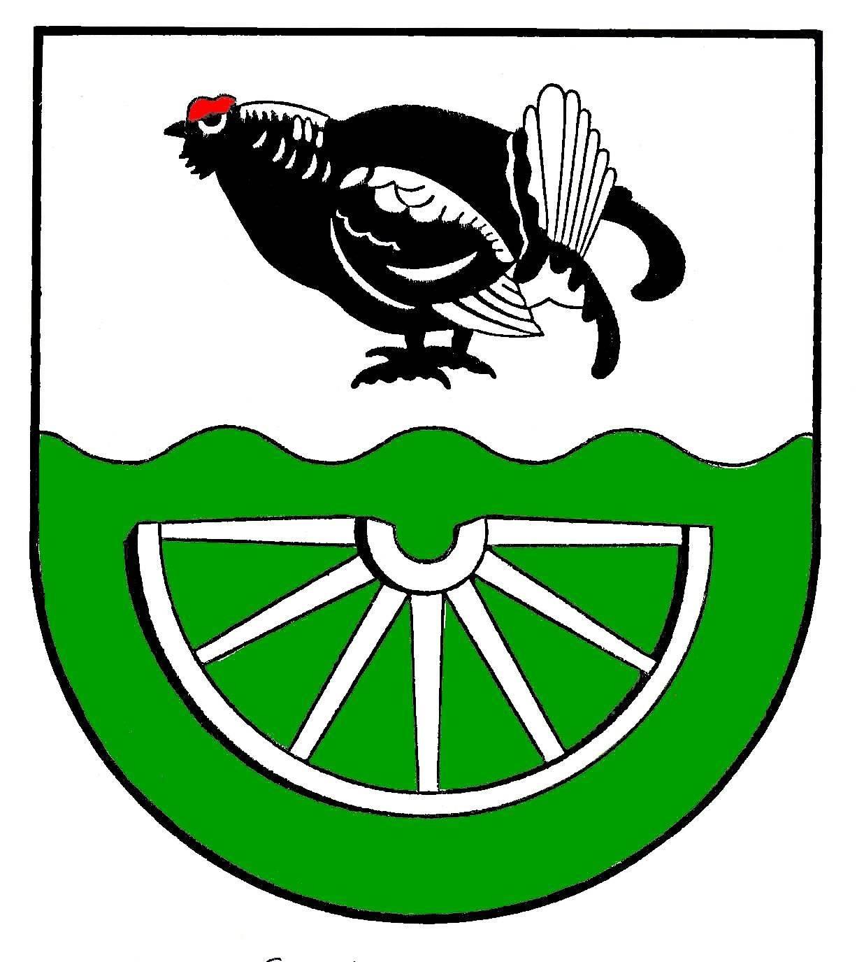 Wappen GemeindeDörpstedt, Kreis Schleswig-Flensburg