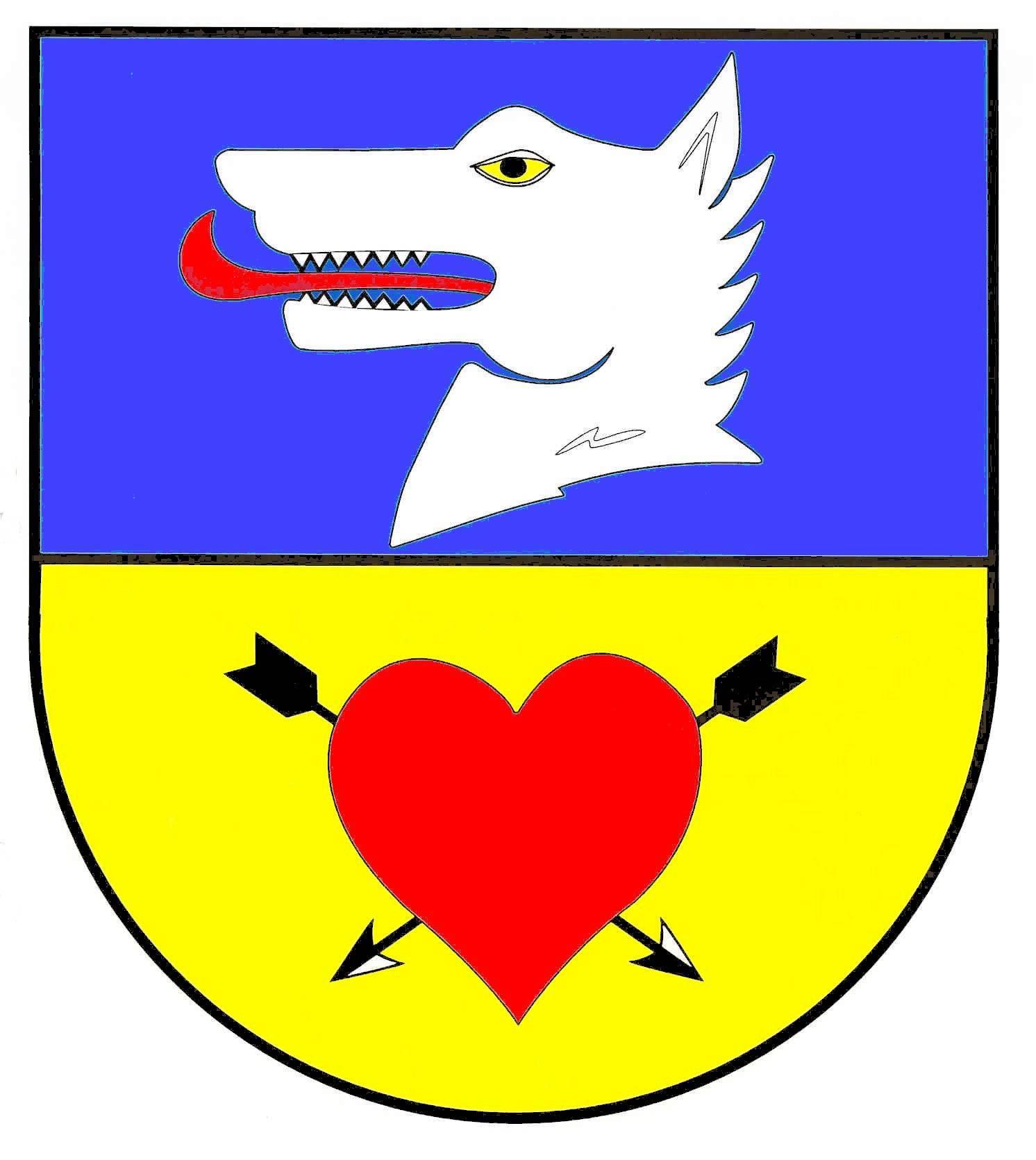 Wappen GemeindeDollerup, Kreis Schleswig-Flensburg